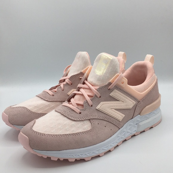 release date 558a5 ef83c WOMEN'S NEW BALANCE 574 SPORT CASUAL SHOES